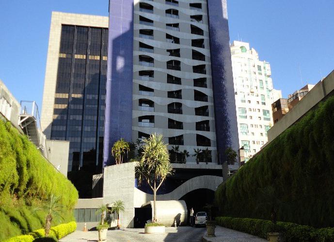 Flat em Itaim Bibi/SP de 43m² 1 quartos para locação R$ 2.900,00/mes