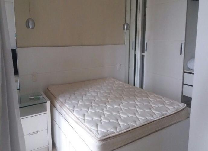 Flat em Itaim Bibi/SP de 45m² 1 quartos para locação R$ 2.900,00/mes
