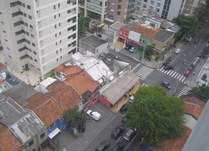 Flat em Jardim Paulista/SP de 40m² 1 quartos para locação R$ 3.900,00/mes