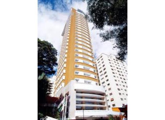 Flat em Jardins/SP de 35m² para locação R$ 4.400,00/mes