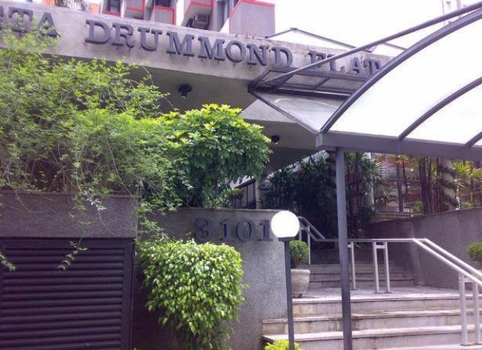 Flat em Jardins/SP de 30m² 1 quartos para locação R$ 3.300,00/mes