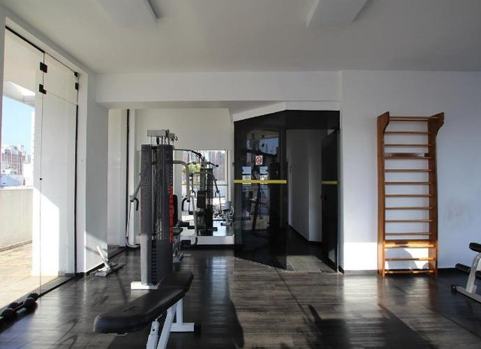 Flat em Jardins/SP de 40m² 2 quartos para locação R$ 3.200,00/mes