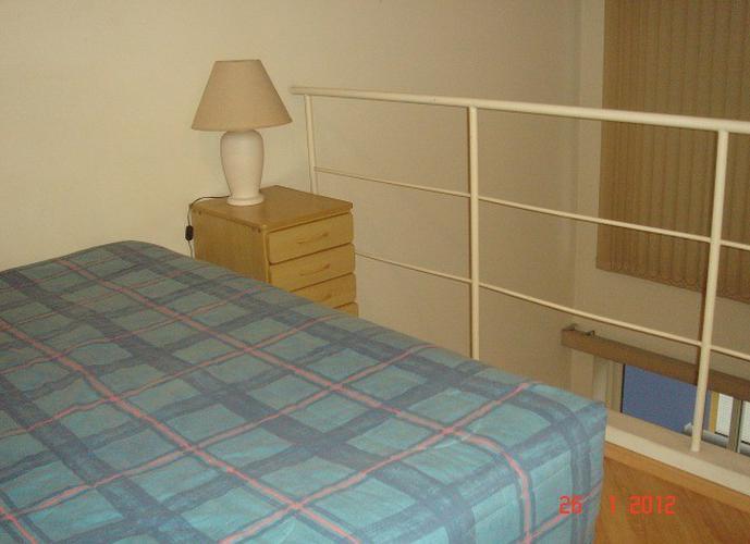 Flat em Moema/SP de 40m² 1 quartos para locação R$ 3.200,00/mes