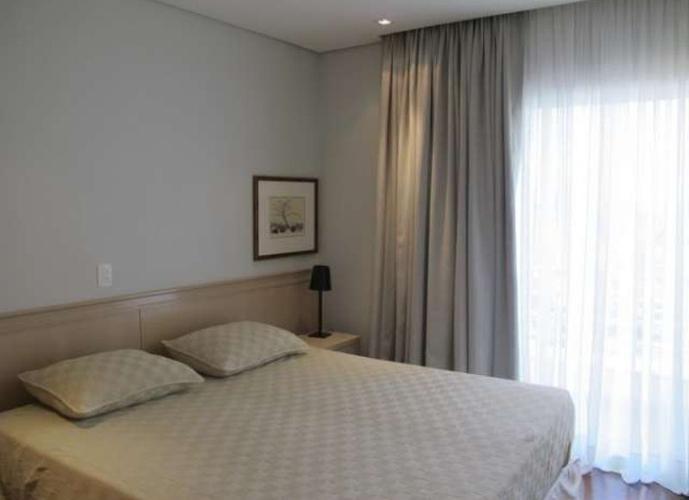 Flat em Pinheiros/SP de 45m² 1 quartos para locação R$ 7.300,00/mes