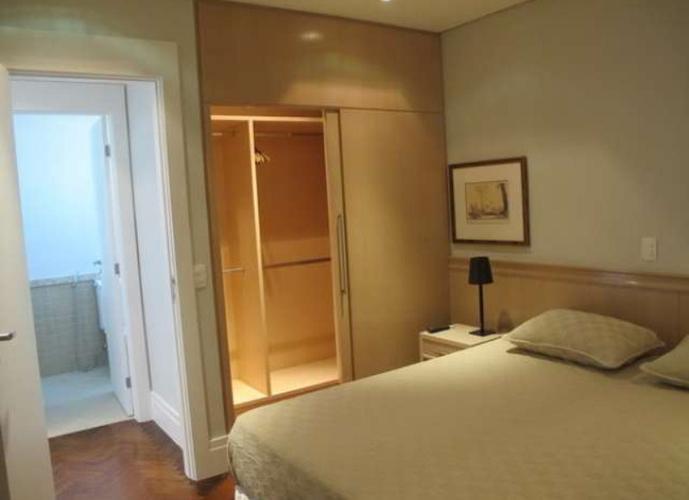 Flat em Pinheiros/SP de 45m² 1 quartos para locação R$ 4.300,00/mes