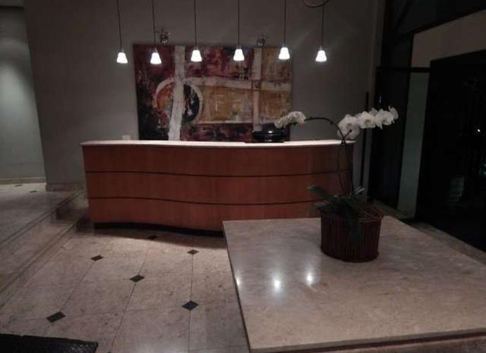 Flat em Pinheiros/SP de 35m² 1 quartos para locação R$ 3.400,00/mes
