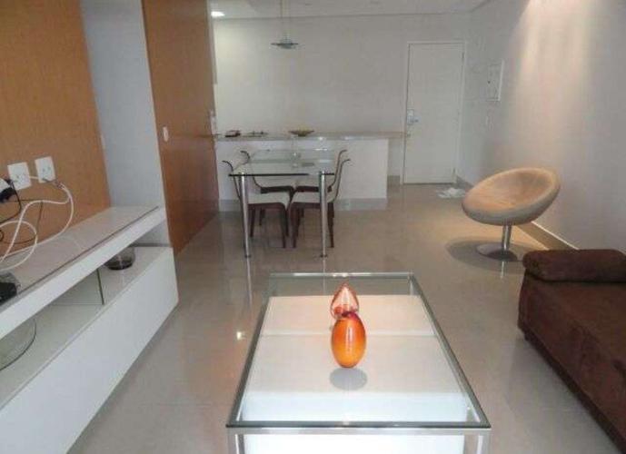 Flat em Vila Nova Conceição/SP de 60m² 2 quartos para locação R$ 8.300,00/mes