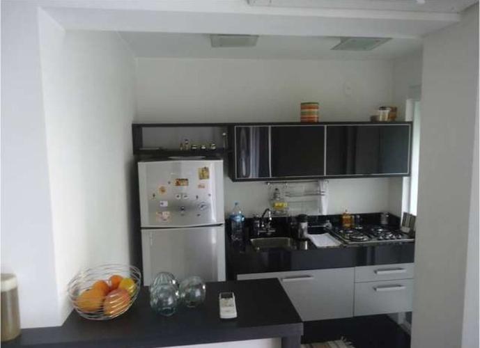 Flat em Vila Nova Conceição/SP de 40m² 1 quartos para locação R$ 4.800,00/mes