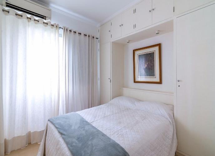 Flat em Vila Nova Conceição/SP de 60m² 1 quartos para locação R$ 4.400,00/mes