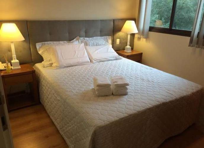 Flat em Vila Olímpia/SP de 45m² 2 quartos para locação R$ 3.100,00/mes