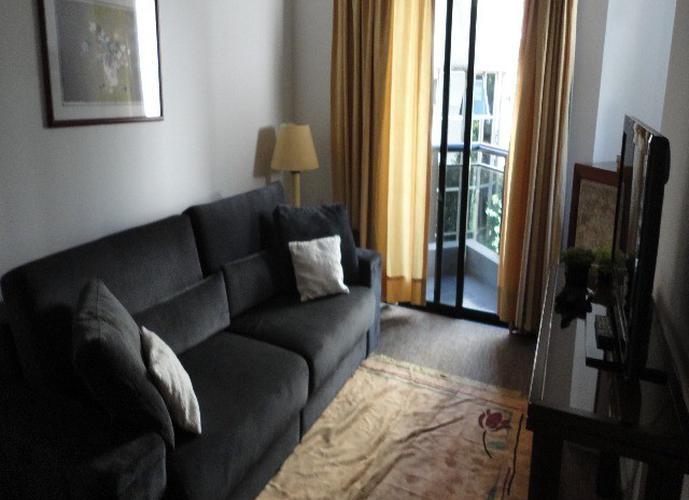 Flat em Bela Vista/SP de 50m² 1 quartos para locação R$ 2.400,00/mes