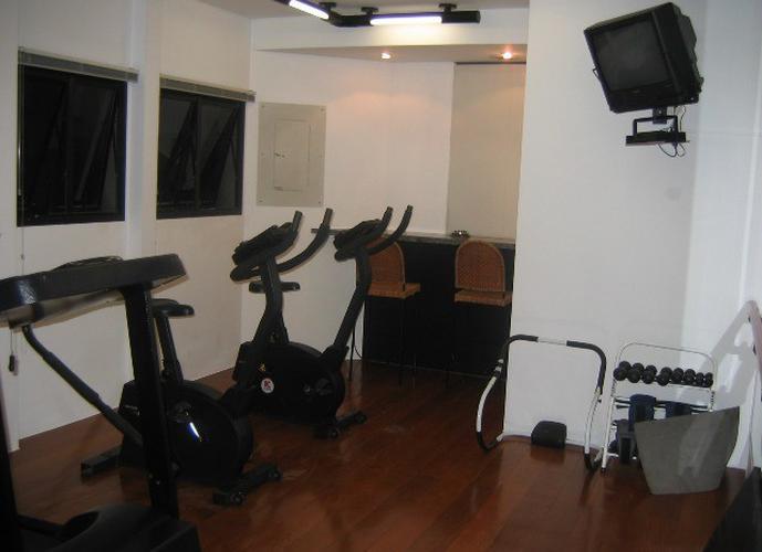 Apartamento em Itaim Bibi/SP de 45m² 1 quartos para locação R$ 2.400,00/mes