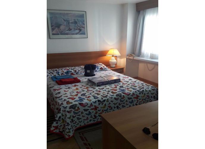Flat em Jardins/SP de 35m² 1 quartos para locação R$ 2.500,00/mes