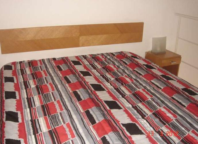Flat em Moema/SP de 40m² 1 quartos para locação R$ 2.700,00/mes