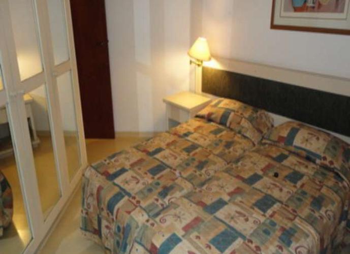 Flat em Morumbi/SP de 35m² 1 quartos para locação R$ 2.500,00/mes