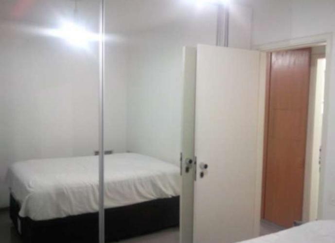 Flat em Moema/SP de 40m² 1 quartos para locação R$ 2.300,00/mes