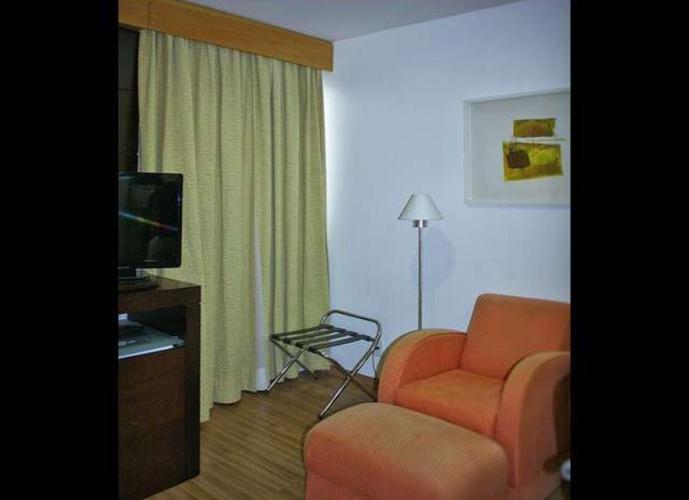 Flat em Vila Olímpia/SP de 30m² 1 quartos para locação R$ 2.400,00/mes