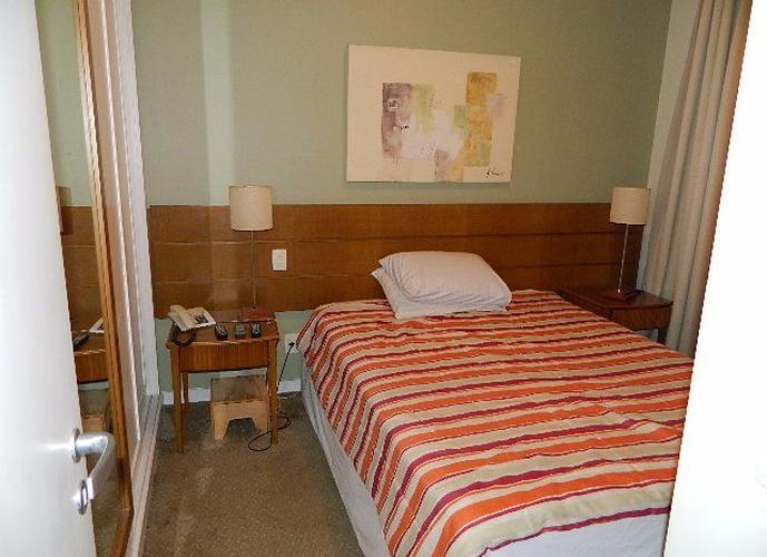 Flat em Bela Vista/SP de 45m² 1 quartos para locação R$ 2.800,00/mes