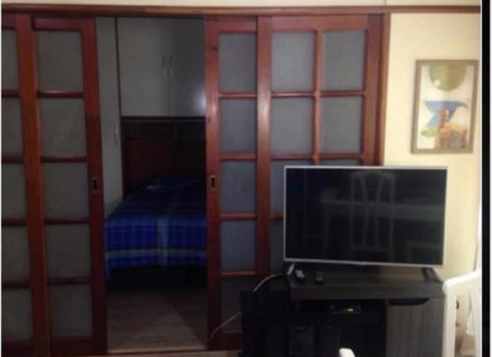 Flat em Itaim Bibi/SP de 40m² 1 quartos para locação R$ 2.600,00/mes