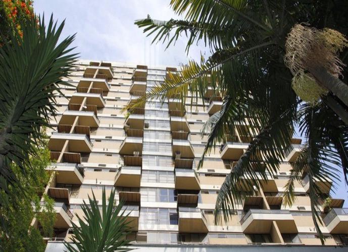 Flat em Itaim Bibi/SP de 30m² 1 quartos para locação R$ 2.300,00/mes
