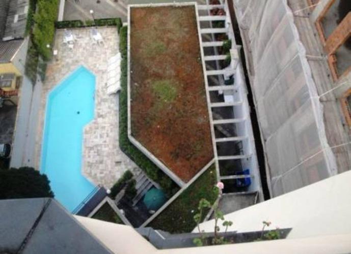 Flat em Jardins/SP de 35m² 1 quartos para locação R$ 2.600,00/mes