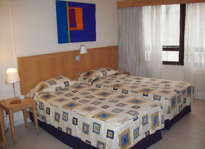 Flat em Jardins/SP de 30m² 1 quartos para locação R$ 2.400,00/mes
