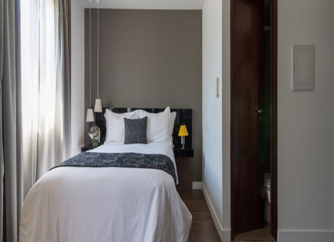 Flat em Jardins/SP de 30m² 1 quartos para locação R$ 2.300,00/mes
