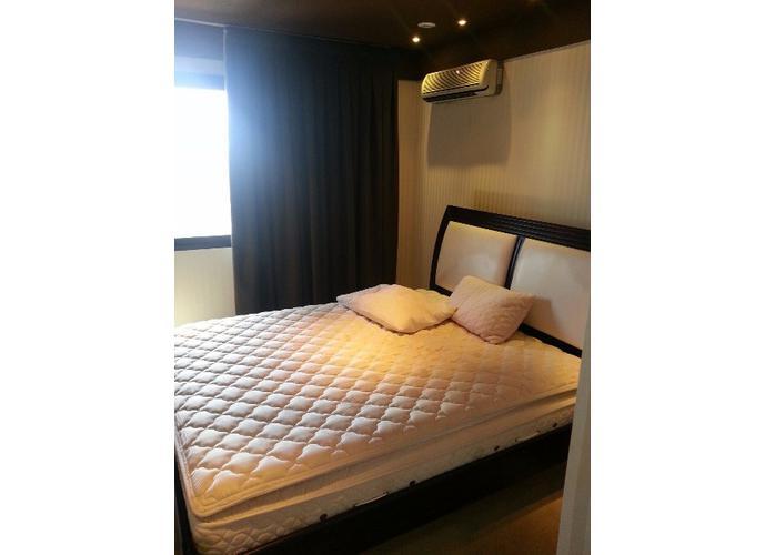 Flat em Moema/SP de 35m² 1 quartos para locação R$ 2.400,00/mes