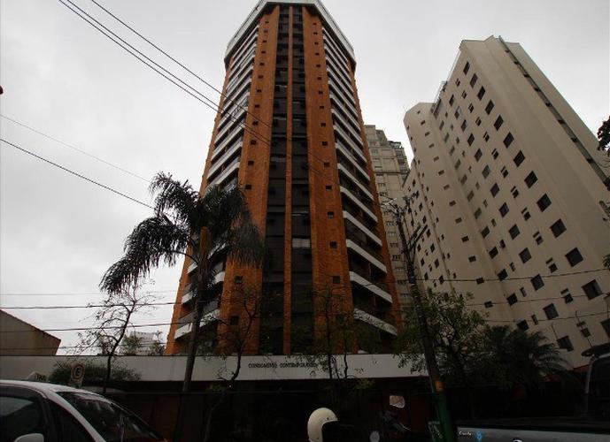 Flat em Vila Nova Conceição/SP de 30m² 1 quartos para locação R$ 2.400,00/mes