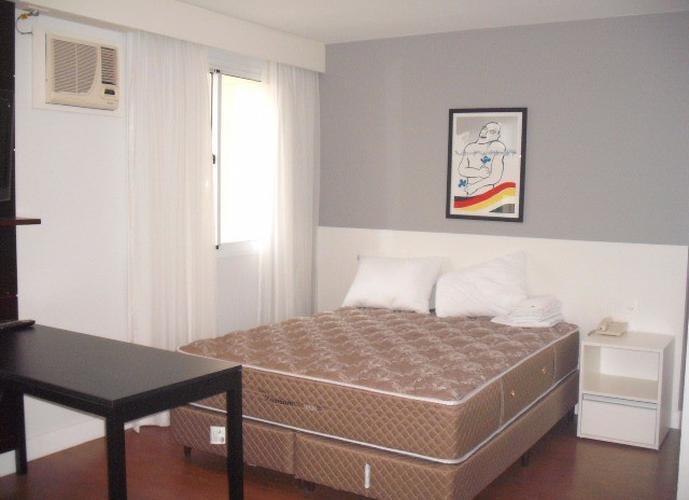 Flat em Vila Olimpia/SP de 30m² 1 quartos para locação R$ 2.300,00/mes