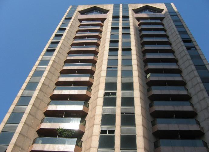 Flat em Itaim Bibi/SP de 35m² 1 quartos para locação R$ 2.100,00/mes