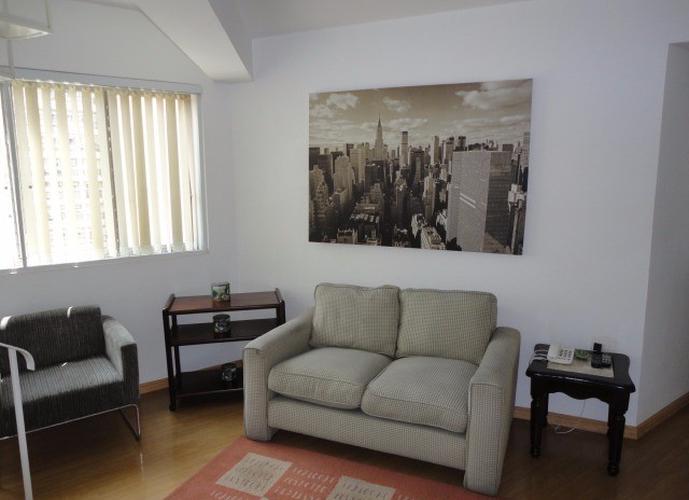 Flat em Vila Nova Conceição/SP de 45m² 1 quartos para locação R$ 2.100,00/mes
