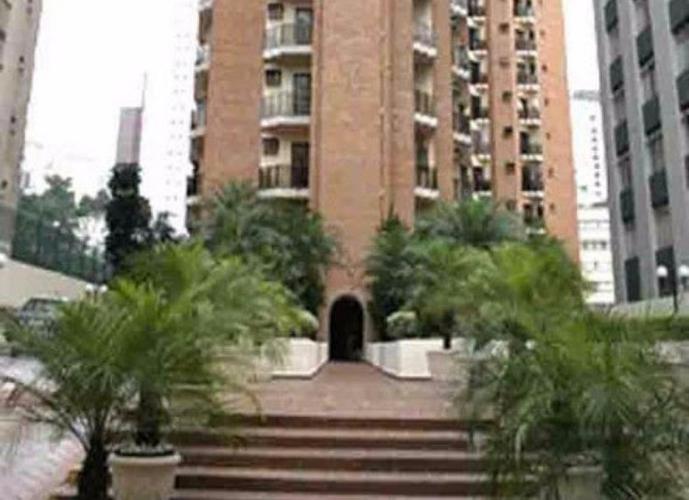 Apartamento em Jardins/SP de 40m² 1 quartos para locação R$ 2.100,00/mes