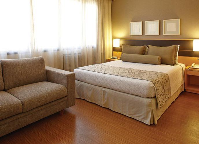 Flat em Jardins/SP de 28m² 1 quartos para locação R$ 2.200,00/mes