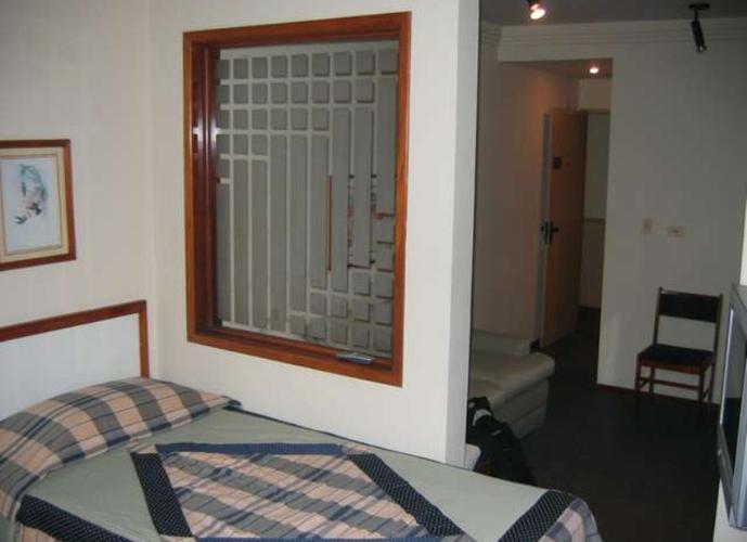 Flat em Jardins/SP de 30m² 1 quartos para locação R$ 2.200,00/mes