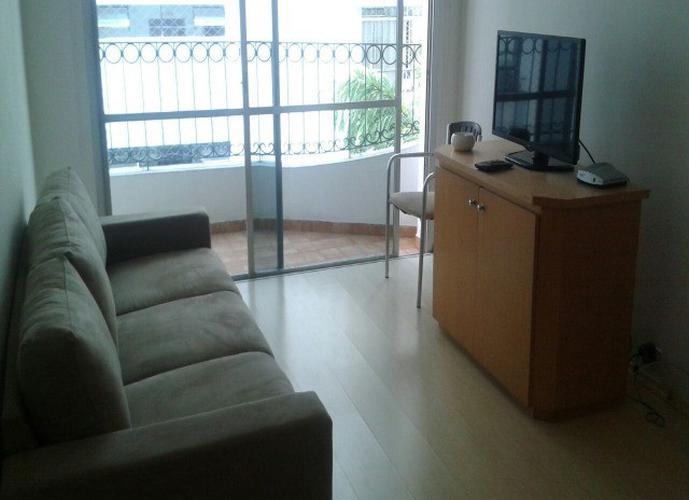 Flat em Jardins/SP de 40m² 1 quartos para locação R$ 2.100,00/mes