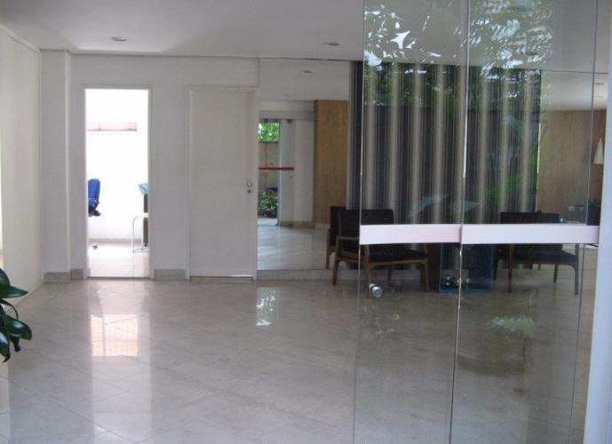 Flat em Vila Clementino/SP de 30m² 1 quartos para locação R$ 2.100,00/mes
