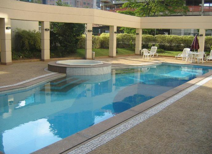 Flat em Vila Olimpia/SP de 30m² 1 quartos para locação R$ 2.100,00/mes