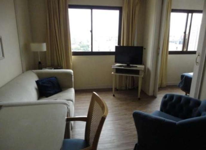 Flat em Vila Olímpia/SP de 35m² 1 quartos a venda por R$ 380.000,00