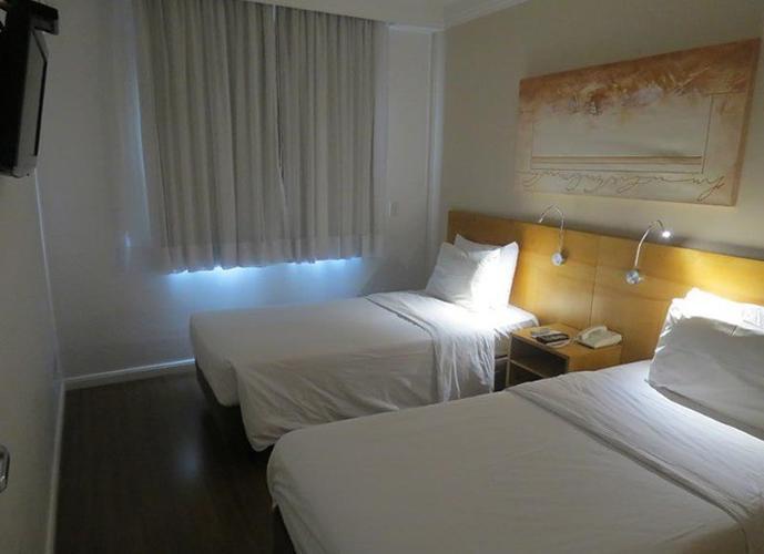Flat em Centro/SP de 45m² 1 quartos a venda por R$ 200.000,00