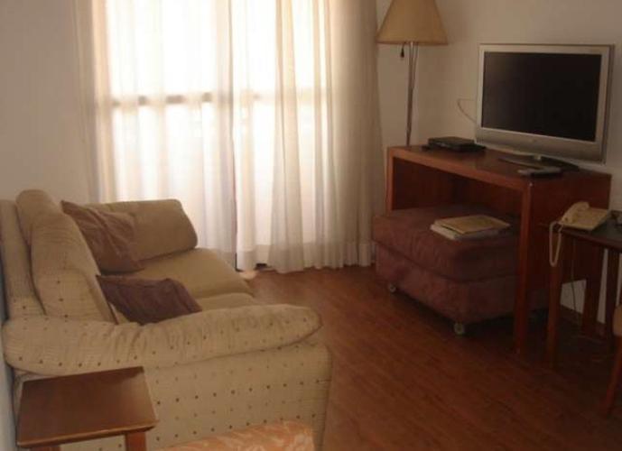 Flat em Brooklin/SP de 55m² 2 quartos a venda por R$ 541.500,00