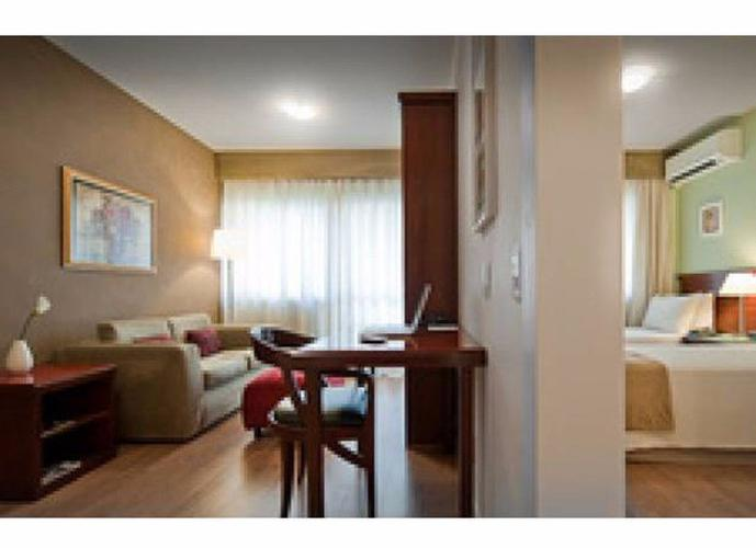 Flat em Itaim Bibi/SP de 35m² 1 quartos a venda por R$ 490.000,00