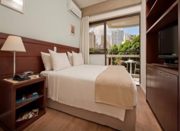 Flat em Itaim Bibi/SP de 30m² 1 quartos a venda por R$ 454.500,00