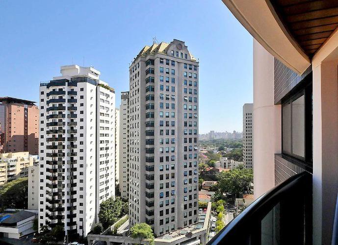 Flat em Itaim Bibi/SP de m² 1 quartos a venda por R$ 500.000,00
