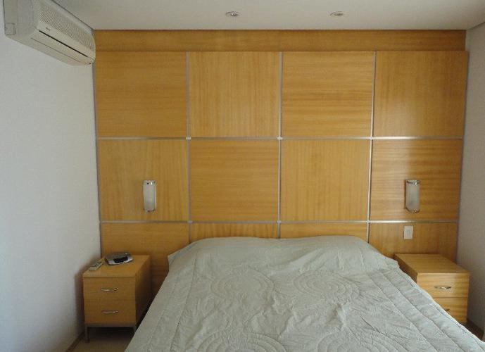 Flat em Itaim Bibi/SP de 40m² 1 quartos a venda por R$ 600.000,00