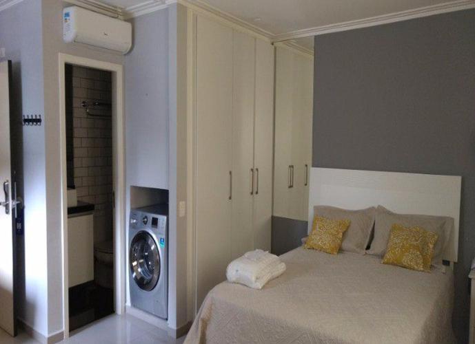 Flat em Jardins/SP de 30m² 1 quartos a venda por R$ 320.000,00