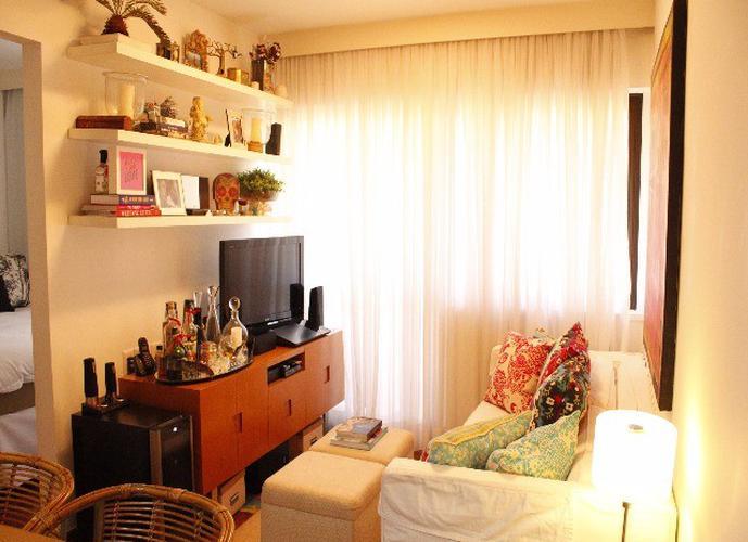 Flat em Itaim Bibi/SP de 38m² 1 quartos a venda por R$ 460.000,00