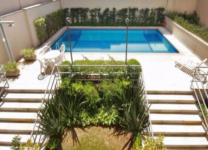 Flat em Jardins/SP de 30m² 1 quartos a venda por R$ 475.000,00