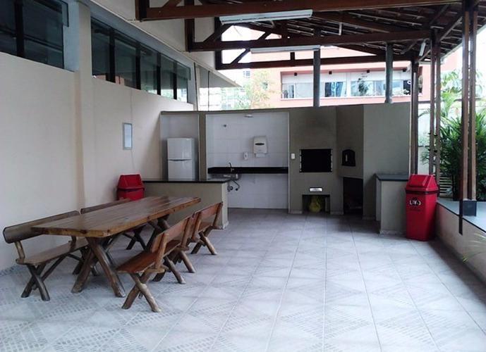 Flat em Moema/SP de 42m² 1 quartos a venda por R$ 540.000,00