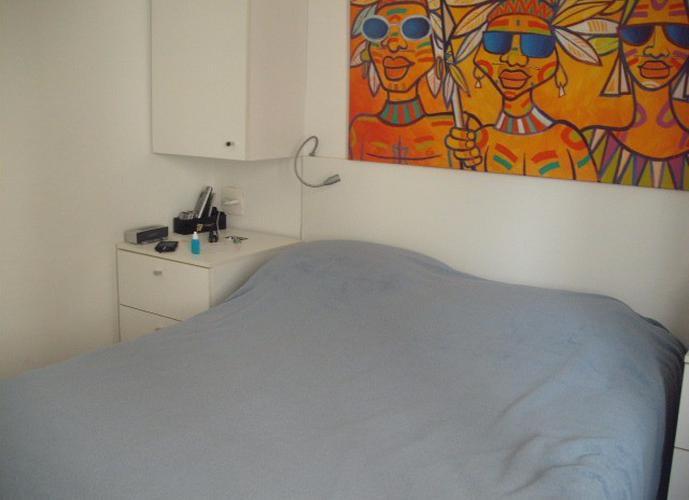 Flat em Moema/SP de 35m² 1 quartos a venda por R$ 550.000,00